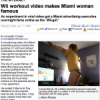 Made Front Page Of My Local Paper (The Miami Herald)