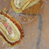 Taco/Crepe/Pancake Stuffed Pizza
