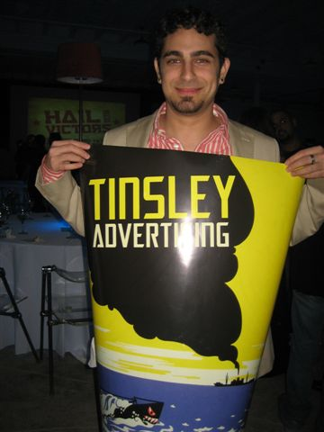 Addy 2009 Tinsley Poster