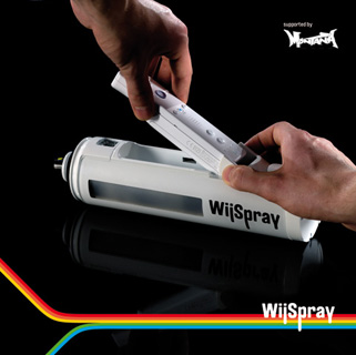 Wii Spray 1
