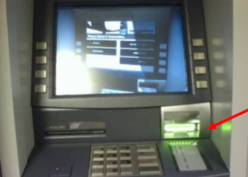 ATM Skimming Device 1
