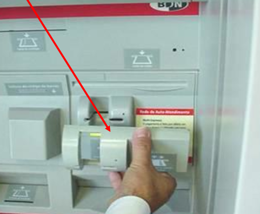ATM Skimming Device 3