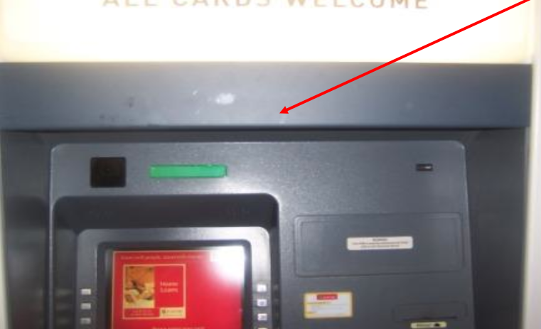 ATM Skimming Device 4