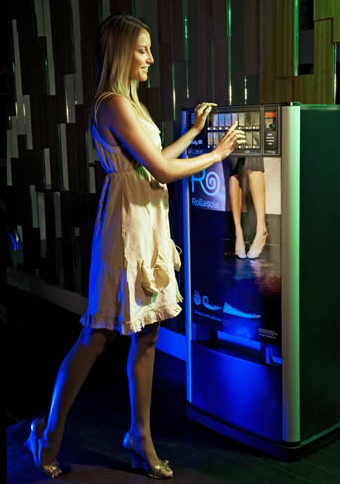 Rollasole Vending Machine
